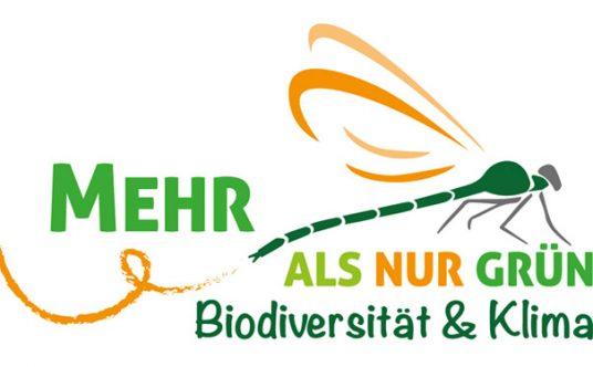 """Logo """"Mehr Als Nur Grün"""""""